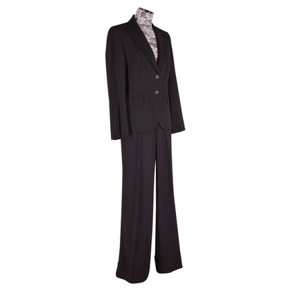 St. Emile Trouser suit with satin stripe