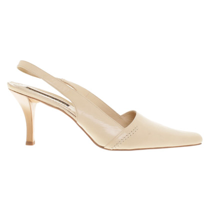 Donna Karan pumps in beige