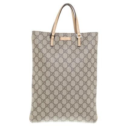 Gucci Tote Bag with Guccissima pattern