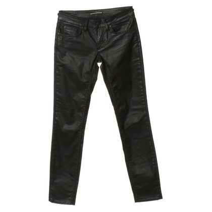 Drykorn Jeans with a coated surface