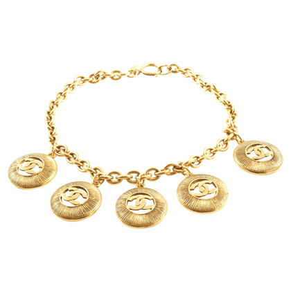 Chanel Gouden ketting