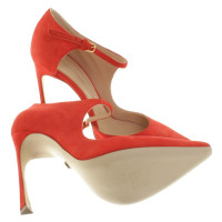 Sergio Rossi pumps from suede