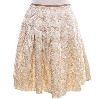 Blumarine Gold colored skirt