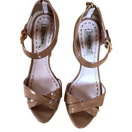 Miu Miu sandali