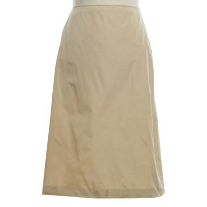 Jil Sander Issued skirt in Beige