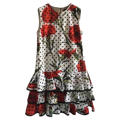 Dolce & Gabbana Florales Kleid