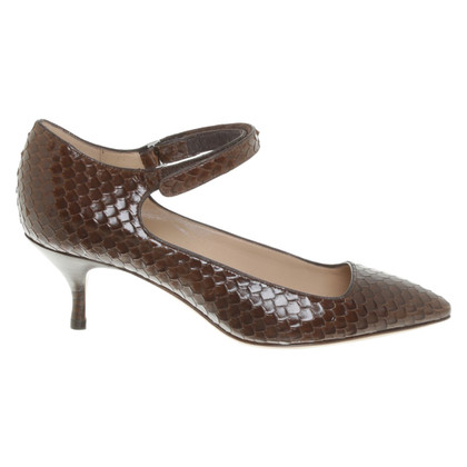 Armani pumps in Brown