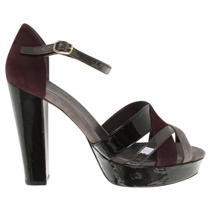 Tila March Leather sandals