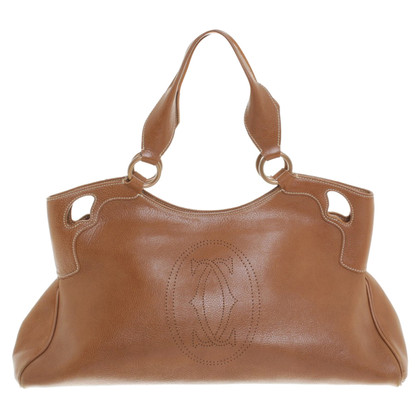 Cartier Handbag in brown