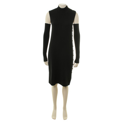 Rena Lange Wool dress with gloves