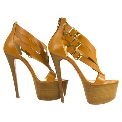 Christian Louboutin Plateau-High Heels
