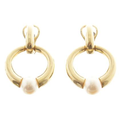 Cartier Earrings in yellow gold