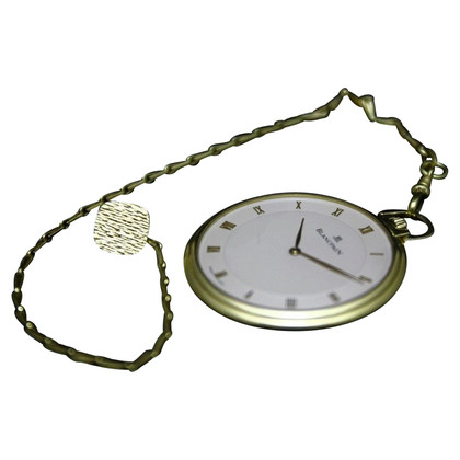 Blancpain Pocket watch in 18K yellow gold