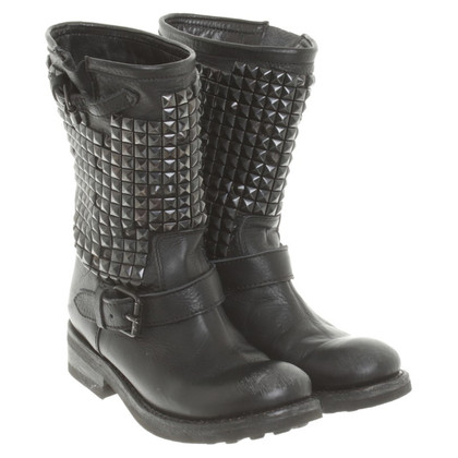 Ash Boots mit Nieten