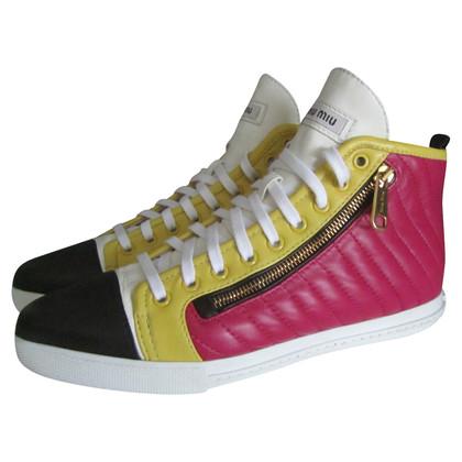 Miu Miu chaussures de tennis