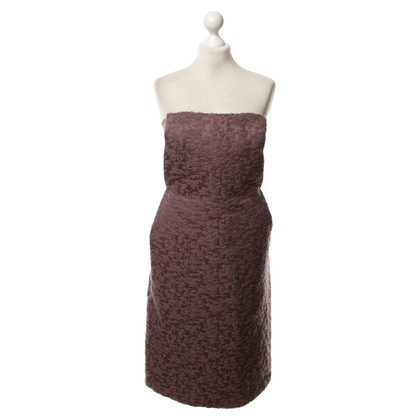 Bottega Veneta Kleid in Violett