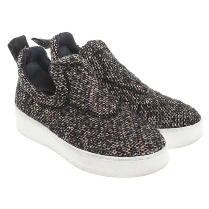 Céline Sneakers from Tweed