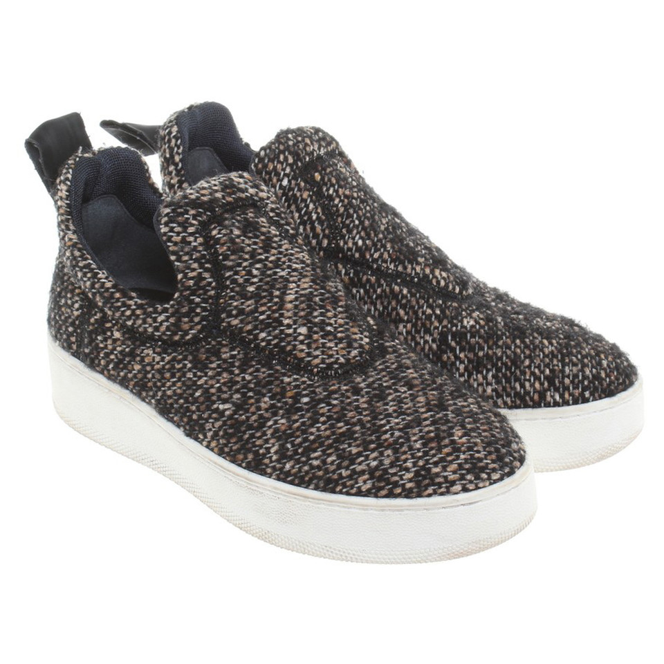 Céline Sneakers from Tweed