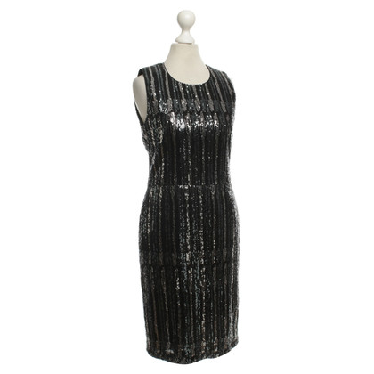 Strenesse Schede jurk met pailletten trim