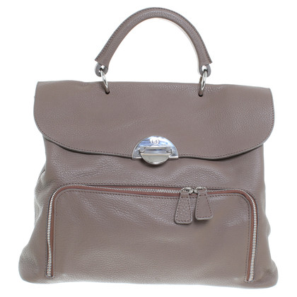 Bogner Borsa a tracolla in Taupe