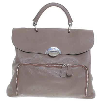 Bogner Handtasche in Taupe