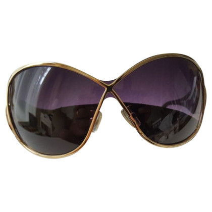 Chopard Sunglasses with Rhinestones