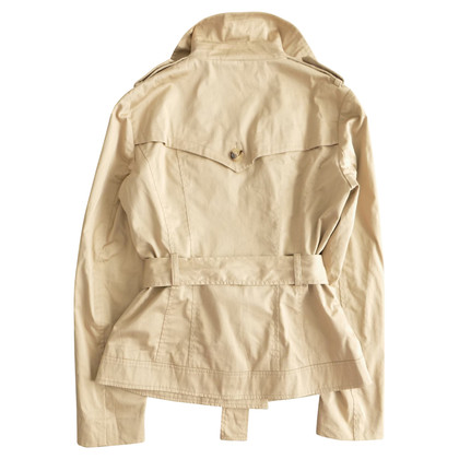 DKNY Trench jacket in beige
