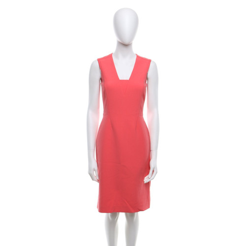 ebc53d017c Hugo Boss Dress in coral red - Second Hand Hugo Boss Dress in coral ...
