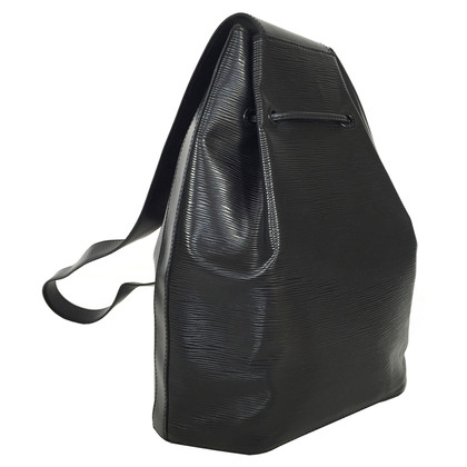 "Louis Vuitton ""Sac à Dos"" EPI leather nero"