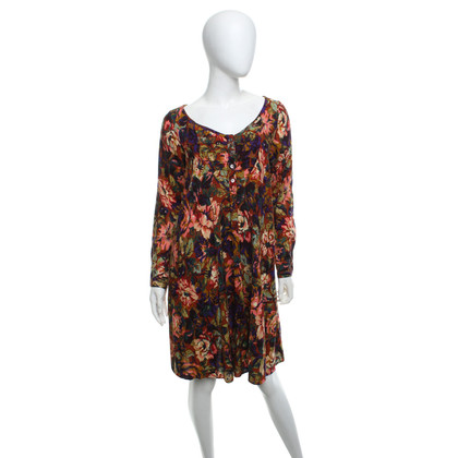 Kenzo Dress with a floral pattern