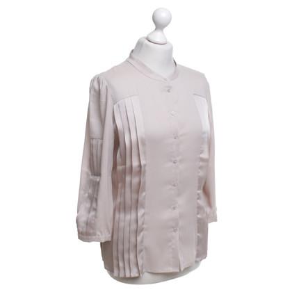 Comptoir des Cotonniers Shimmering Blusa in Beige