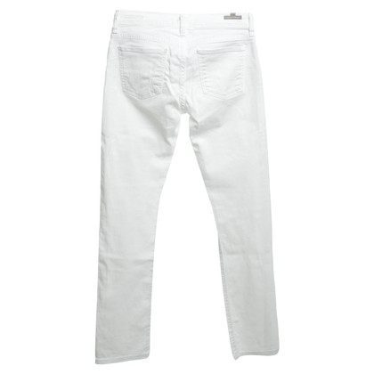 Citizens of Humanity Cotton jeans in white