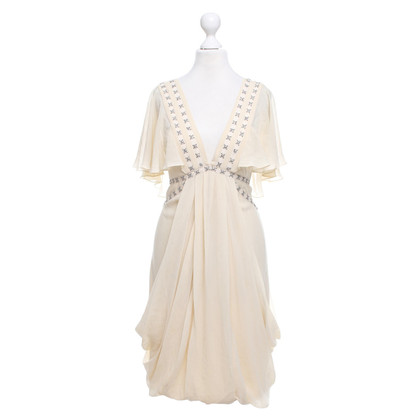 Temperley London Kleid in Creme