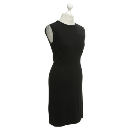 Filippa K Jersey dress in black
