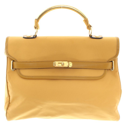 Moschino Handtasche in Gold