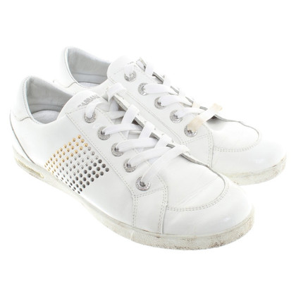 Dolce & Gabbana Sneakers in White