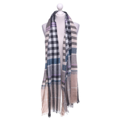 J. Crew Scarf with plaid pattern