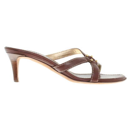 Céline Sandals in brown