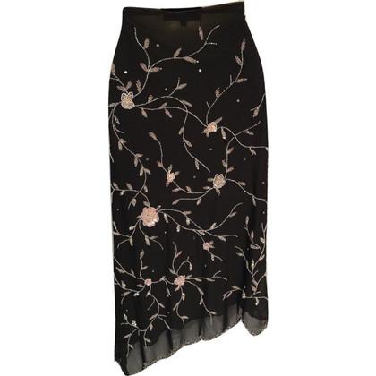Barbara Schwarzer skirt