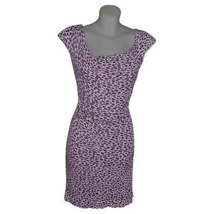 Balenciaga Kleid mit Leoparden-print
