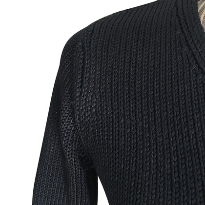 DKNY Knitted sweaters made of silk