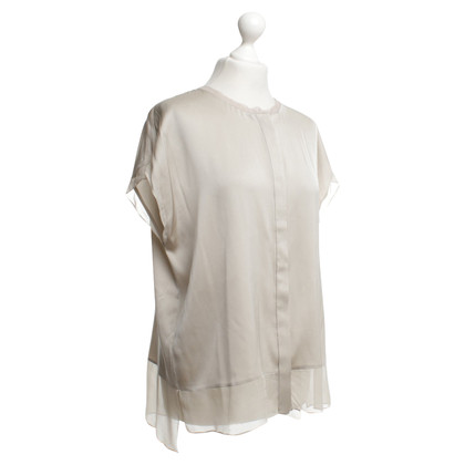 Elie Tahari Top in Beige