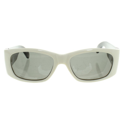 Versace Sunglasses in Black / White