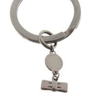 Marc by Marc Jacobs Keychain in anthracite metallic