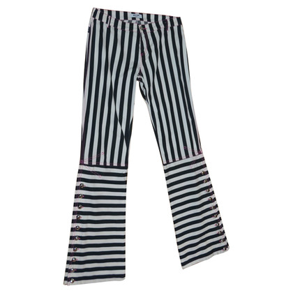Moschino Striped pants