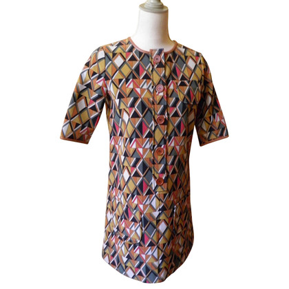 Missoni retro dress