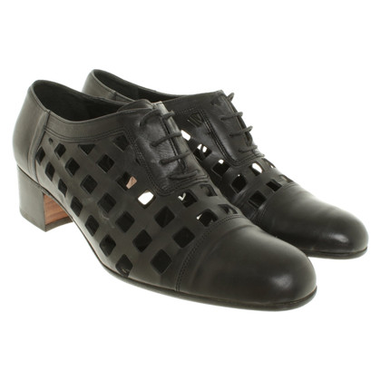 Jil Sander Lace-up shoes in black