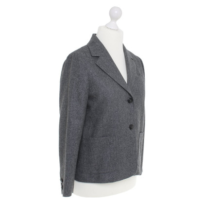 A.P.C. Wollblazer in Grau