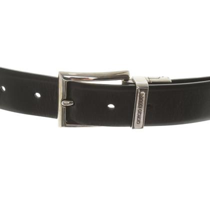 Giorgio Armani Belt in black