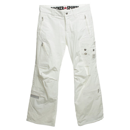 Bogner Ski pant in white